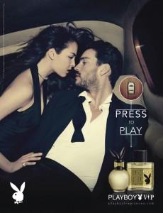 Press to Play! Playboy
