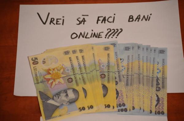 cum să faci bani pe web