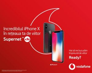 iPhone X Vodafone Orange