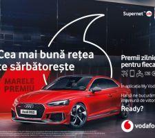 Vodafone Audi RS