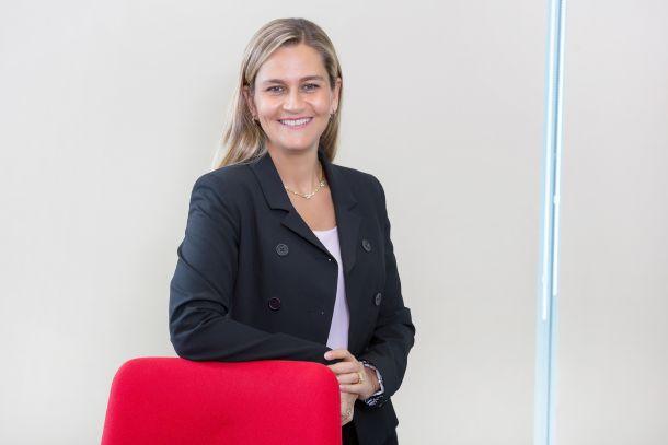 Murielle Lorilloux CEO Vodafone Romania
