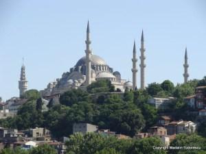 Moscheea Suleymaniye Istanbul