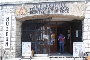Hospital in the Rock Budapesta