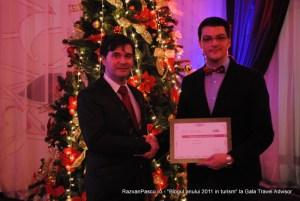 Razvan Pascu - Blogul anului in turism