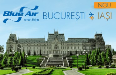 Bucuresti - Iasi - Blue Air
