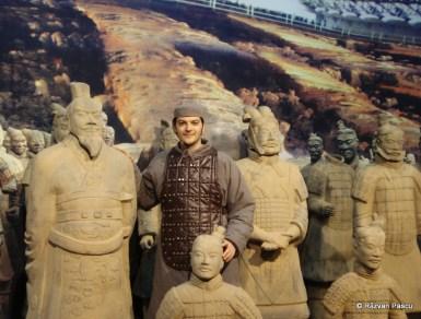 Armata de Teracota de la Xian 2
