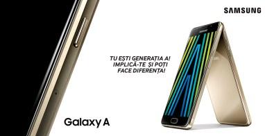 Samsung vizual Galaxy A