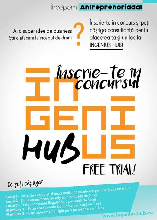 Concurs Ingenius Hub