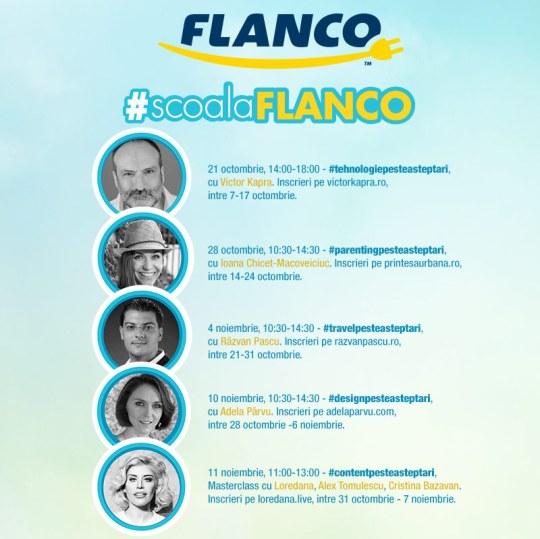 Calendar_cursuri Scoala Flanco