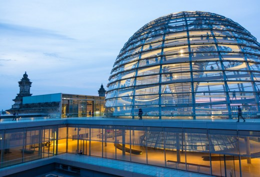 Reichstag in Berlin, Copyright Matej Kastelic