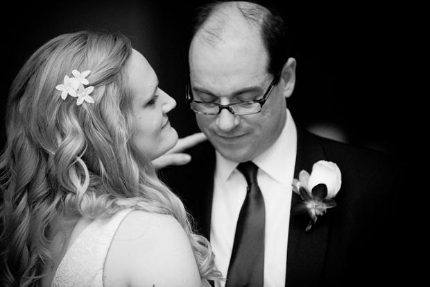 Mariott Coralville Iowa wedding first dance