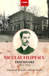 Nicolae Filipescu - insemnari 01