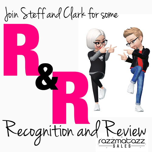 Recognition and Review May 20th