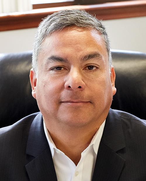 William Pazmino Executive Director