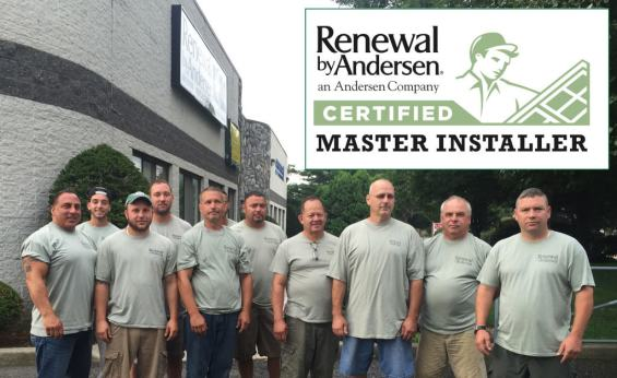 Renewal by Andersen of Long Island Replacement Window Installation Team