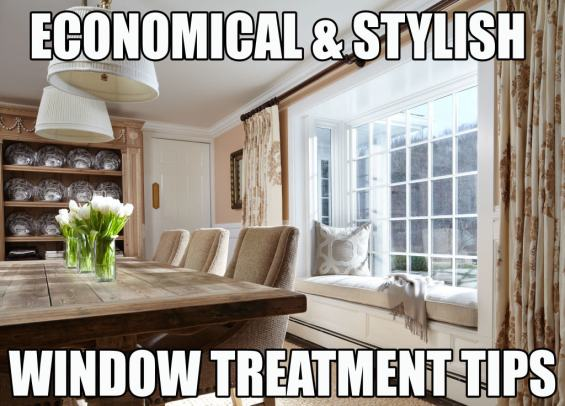 Inexpensive Window Treatment Tips for Long Island