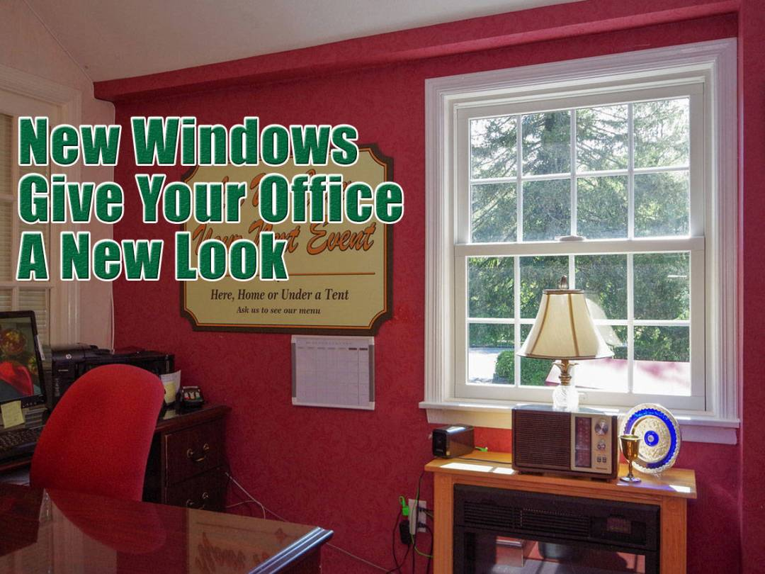 Long Island Replacement Windows Office