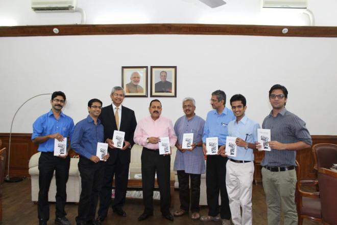 Delhi launch at the PMO