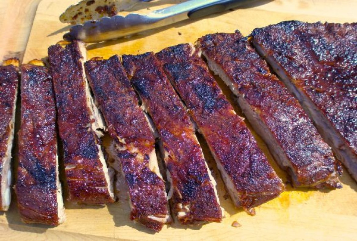 how to slow cook spare ribs in the oven
