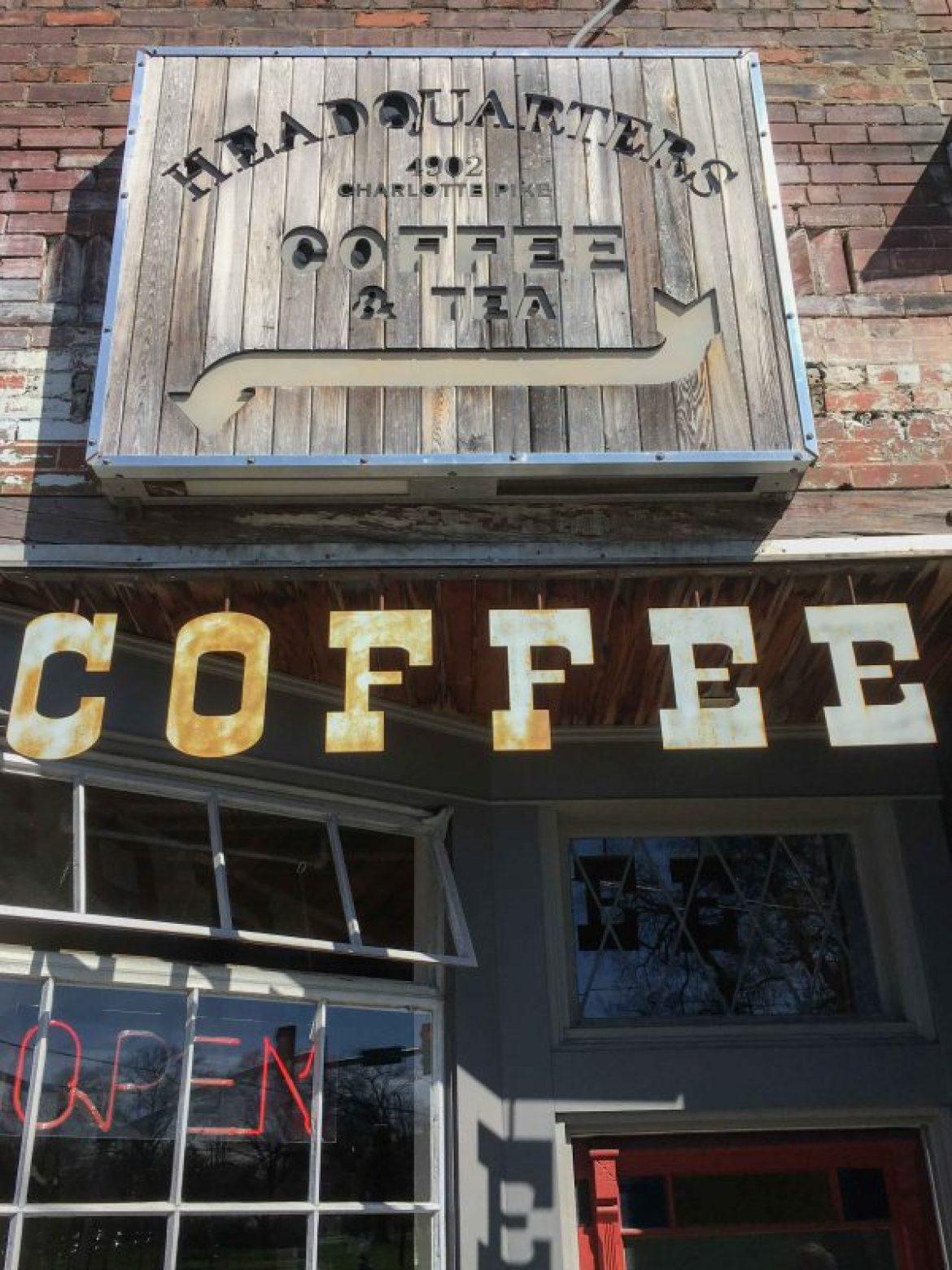 Headquarters Coffee
