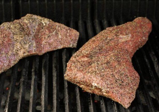 grilled tri tip