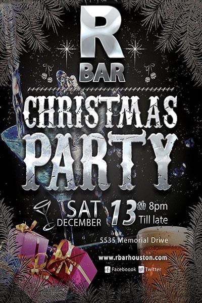 RBar Christmas Party