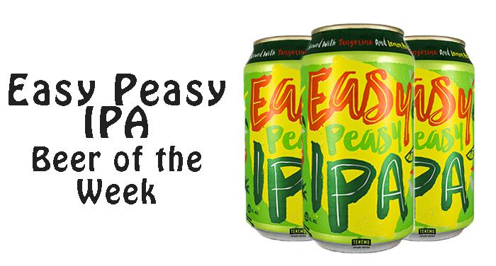 Easy Peasy IPA