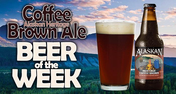 Alaskan Heritage Coffee Brown Ale