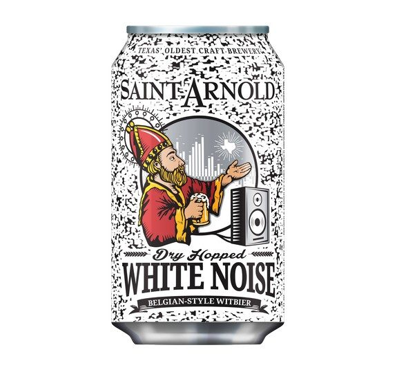 Saint Arnold White Noise