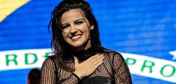 Confira as datas dos shows de Maite Perroni no Brasil
