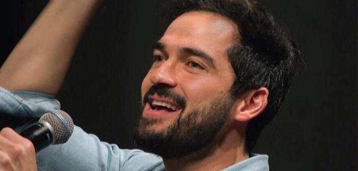 """Vídeos: Alfonso Herrera em diversas entrevista sobre """"The Chosen"""""""