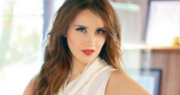 Dulce María prepara seu terceiro disco como solista