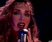 Vídeo HD: Anahí se apresentando com Amnesia nos Premios Juventud 2016