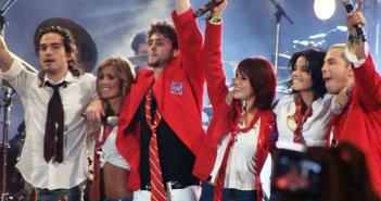RBD anuncia data de retorno da discografia da banda nas plataformas de streaming