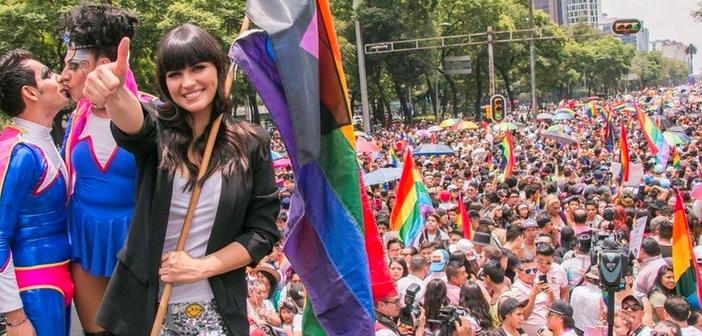 Mensagem de amor da Maite Perroni para a comunidade LGBT