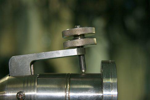 misadjusted varian leak valve