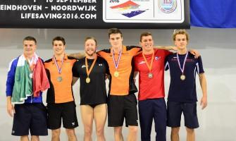 Orangecup opwarmer voor Wereldkampioenschappen