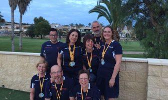 Succesvol EK Dordtse Reddingsbrigade in Alicante