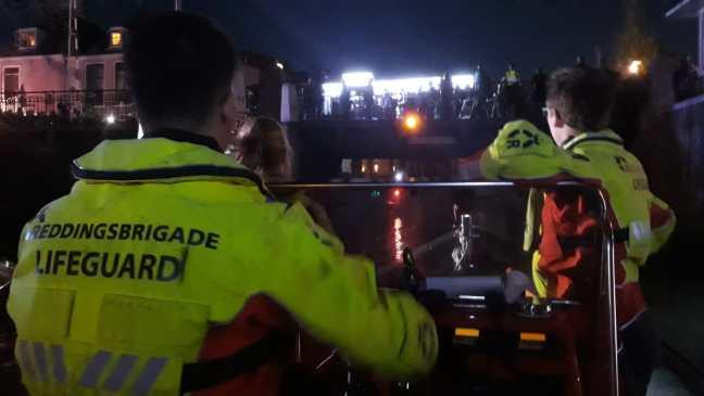 De Dordtse redder bij de Engelenburgerbrug