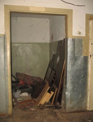 комната хлама