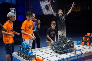 Школьники ОбьГЭСа стали победителями всемирной робототехнической олимпиады