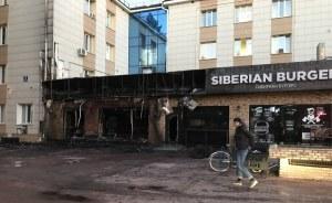 Бизнесмена из Москвы подозревают в организации поджога «Академии кофе»