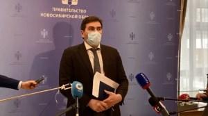 Новосибирский министр здравоохранения Хальзов стал ветераном труда