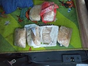 Новосибирские полицейские изъяли у томича почти 3 кг наркотиков