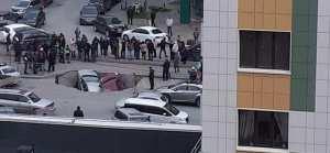 Прокуратура Новосибирска проверит СГК из-за провала в центре города