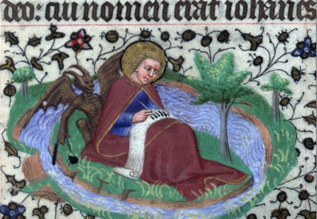 Illuminated Manuscripts, Leeds University