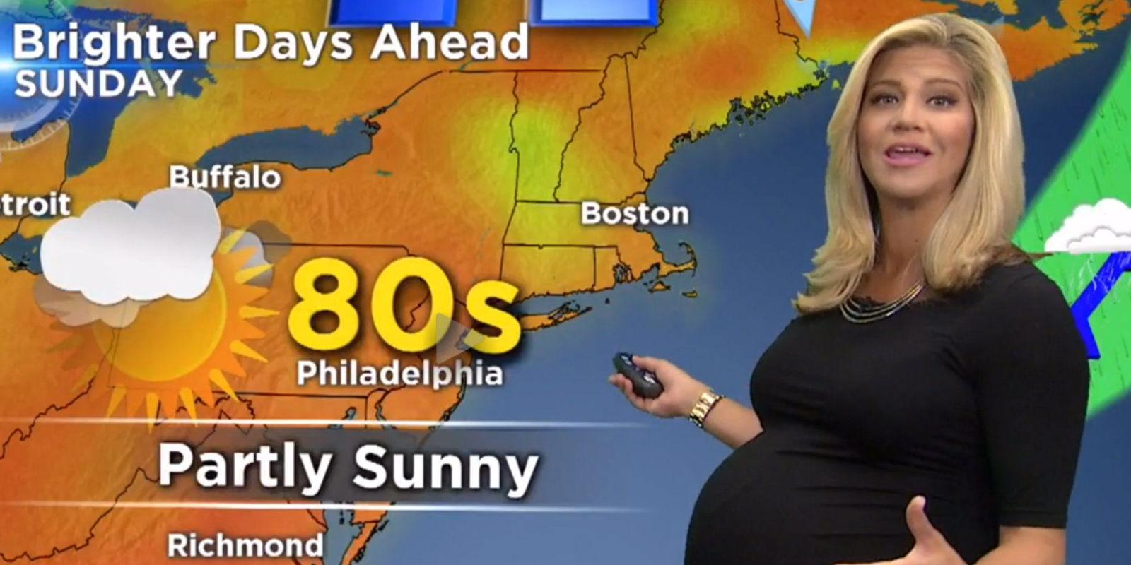 Katie Fehlinger Pregnant