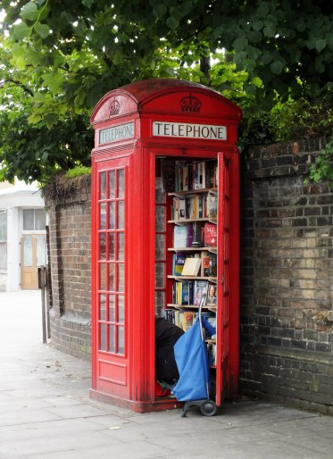 Lewisham micro library
