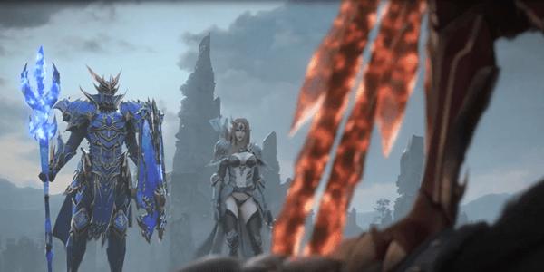 MU Origin 2 Game de RPG Android Trailer de Anuncio! – RBN Games