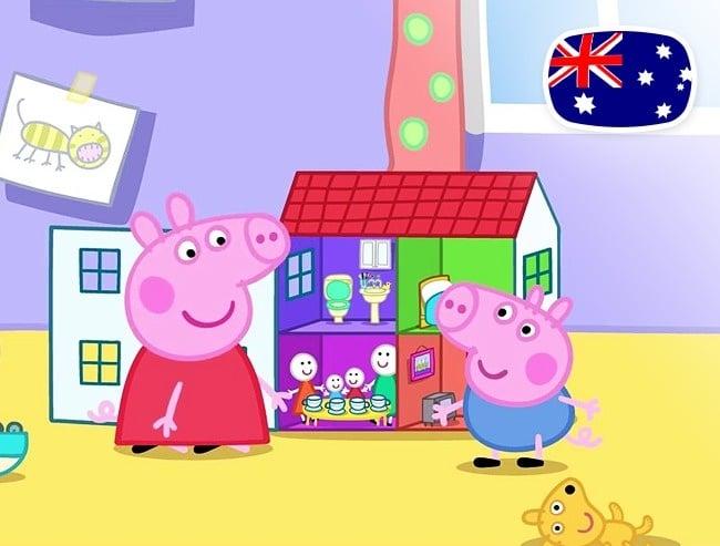 Phim hoạt hình Peppa Pig